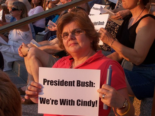 We're With Cindy